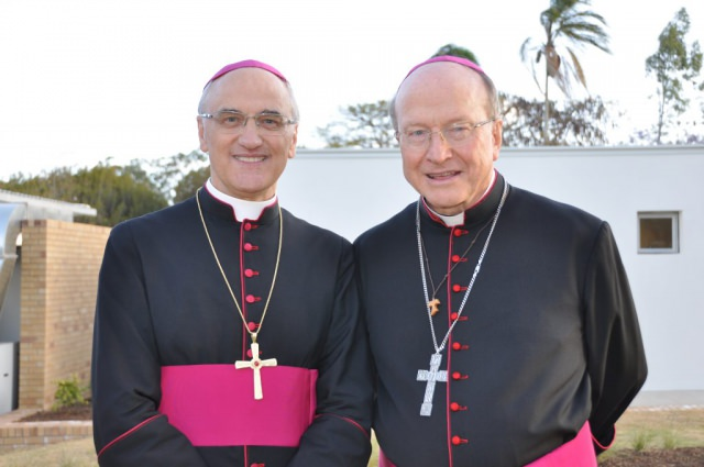 Apostolic Nuncio and Archbishop