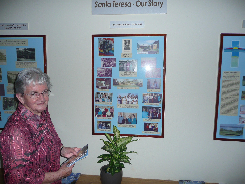 Cenacle Sister Kathleen Ryan