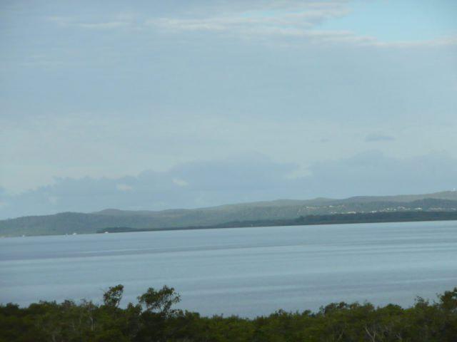 Moreton Bay skies